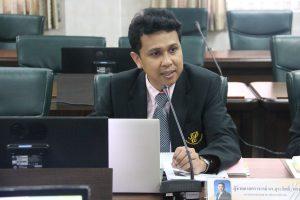 ประชุมสภาคณาจารย์และพนักงาน มหาวิทยาลัย ครั้งที่ 7(28)/2561