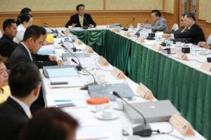 ประชุมคณะกรรมการนโยบายบุคลากรประจำมหาวิทยาลัยสวนดุสิต ครั้งที่ 7(31)/2562 (23 ก.ค. 62)