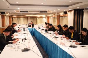 การประชุมสภาคณาจารย์และพนักงาน มหาวิทยาลัยสวนดุสิต ครั้งที่ 3/2562 (10 ก.ค. 62)