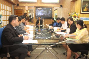 ประชุมสภาคณาจารย์และพนักงาน มหาวิทยาลัยสวนดุสิต ครั้งที่ 4/2562 (22 ก.ค. 62)