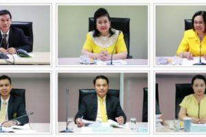 ประชุมคณะกรรมการกองทุนสะสมเลี้ยงชีพ ครั้งที่ 6(18)/2562 (24 มิ.ย. 62)