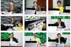 ประชุมสภามหาวิทยาลัยสวนดุสิต ครั้งที่ 6(40)/2562 (28 มิ.ย. 62)