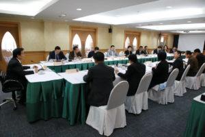 ประชุมคณะกรรมการนโยบายบุคลากรประจำมหาวิทยาลัย (ก.น.บ.) ครั้งที่ 11(35)/2562 (19 พ.ย. 2562)