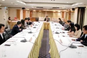 การประชุมสภาคณาจารย์และพนักงาน มสด. ครั้งที่ 7/2562 (16 ต.ค. 2562)