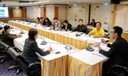 การประชุมสภาคณาจารย์และพนักงาน มสด. ครั้งที่ 8/2562 (7 พ.ย. 2562)