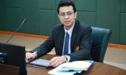 ประชุมสภาคณาจารย์และพนักงาน มหาวิทยาลัยสวนดุสิต ครั้งที่ 2(11)/2563 (19 ก.พ. 63)