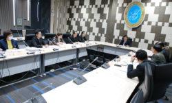 สำนักงานมหาวิทยาลัย มสด. จัดประชุมคณะกรรมการสรรหาอธิการบดี ครั้งที่ 1/2563 (1 ) (4 ก.พ. 63)