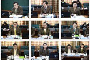 ประชุมสภามหาวิทยาลัย ครั้งที่ 2/2563 (28 ก.พ. 63)