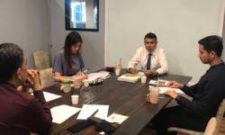 ประชุมทบทวนแนวทางการดำเนินงานร่วมกับประธานอนุกรรมการคณะต่างๆ สภาคณาจารย์และพนักงาน มหาวิทยาลัยสวนดุสิต (1 ก.ค 63)